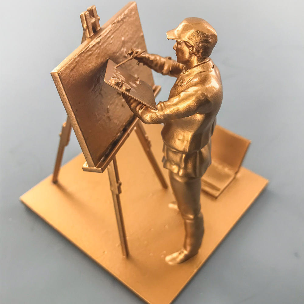 3D printed painter