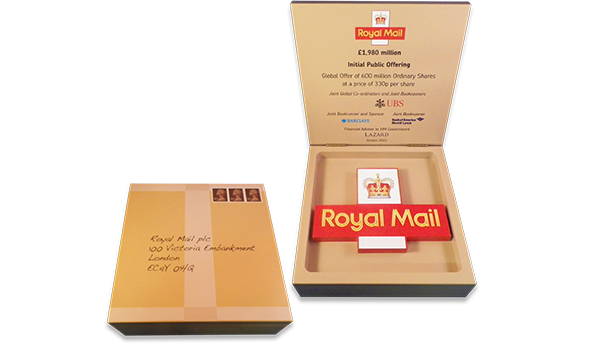 Royal Delivery Mail Deal Toy