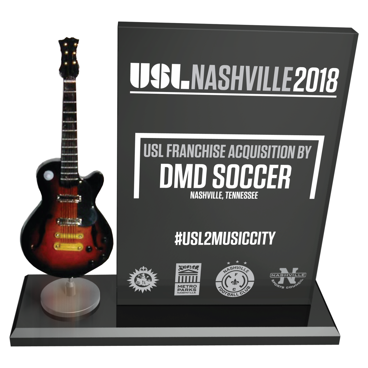 USL Nashville 2018 Deal Toy
