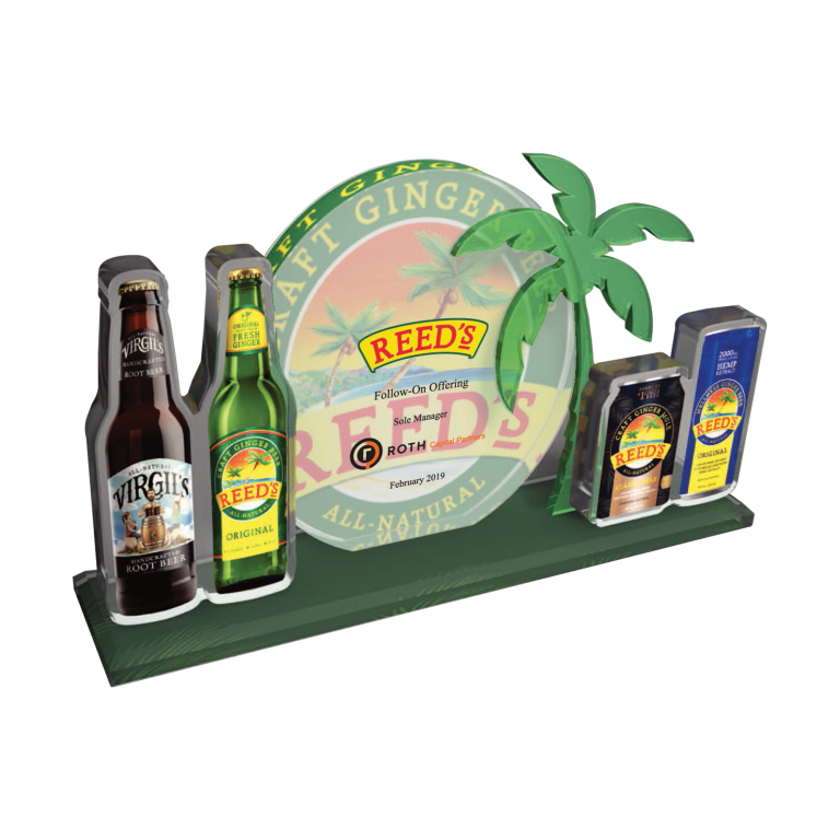 155761 Palm tree and beer deal toy