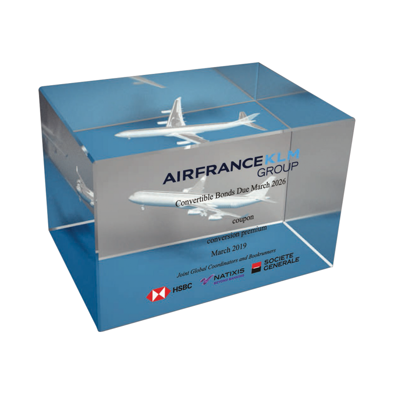 157106 Air France plane deal toy
